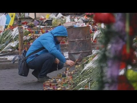 Ukraine Crisis: Kiev residents talk about the possibility of a war with Russia