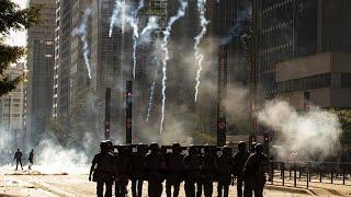 Brezilya'da Bolsonaro yanlıları ile karşıtları arasında yüksek tansiyon