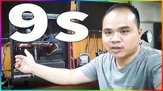 Thử cài Win lên SSD SAMSUNG 970 EVO PLUS và cái kết