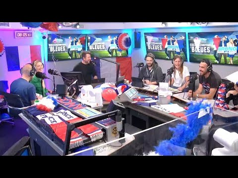 La Coupe Du Monde De Football Féminin (07/06/2019) - Best Of De Bruno Dans La Radio
