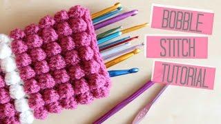 CROCHET: Bobble stitch tutorial | Bella Coco