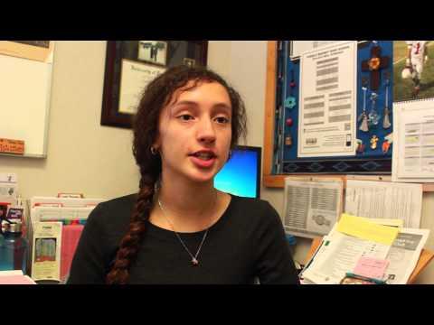 Pueblo High Magnet School Pushing Students Toward Success