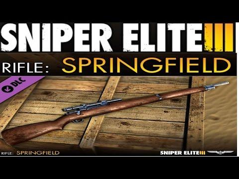 RIFLE:SPRINGFIELD M1903 Gameplay,S.E.III. |