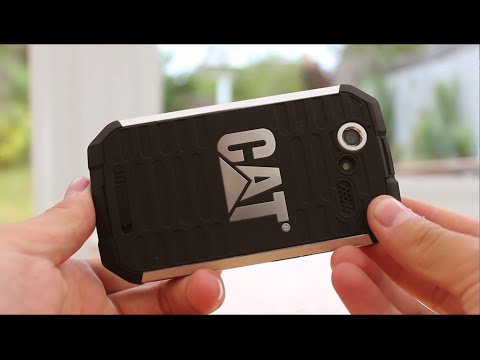 CAT B15Q Tough Smartphone 60 Second Review
