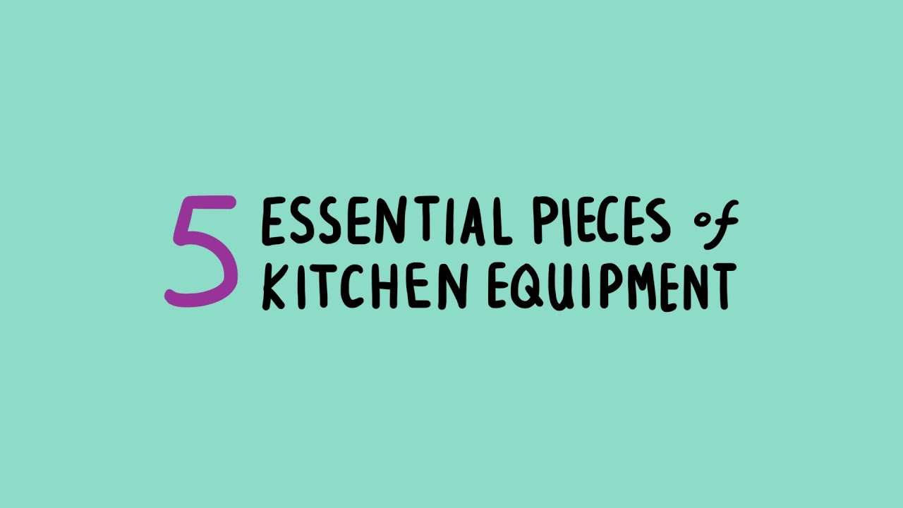 Chewing The Fat: Alton Brownu0027s 5 Essential Pieces Of Kitchen Equipment    YouTube Part 93