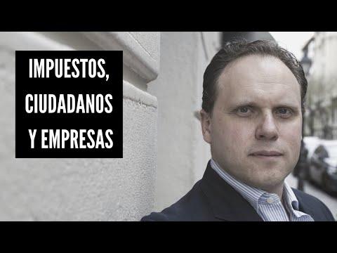 Daniel Lacalle - Impuestos, ciudadanos y empresas | El Club de los viernes