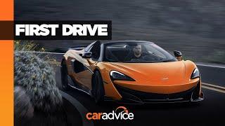 2019 McLaren 600LT Spider review: Who needs a 720S?