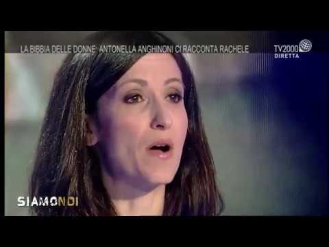 Siamo noi  - La Bibbia delle donne: Antonella Anghinoni ci racconta Rachele