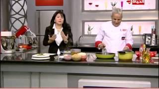 برنامج المطبخ – الشيف يسري خميس – د.ليندا جاد الحق – حلقة الأحد 21-12-2014 – Al-matbkh