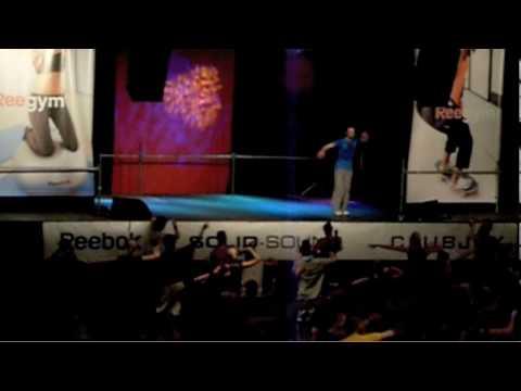 VI Convention Aerobics Dance Studio Zaragoza