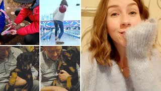 Visiting Dad, His Puppy & Bowling • Brighton Weekend {Day 1 & 2} Thumbnail