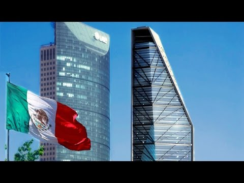 Earthquake Resistant: Reforma Tower in Mexico City