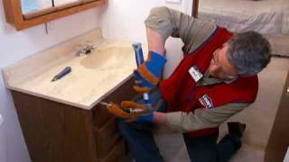 How To Replace A Vanity And Sink