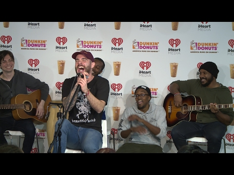 Jon Bellion Sings Guillotine Live