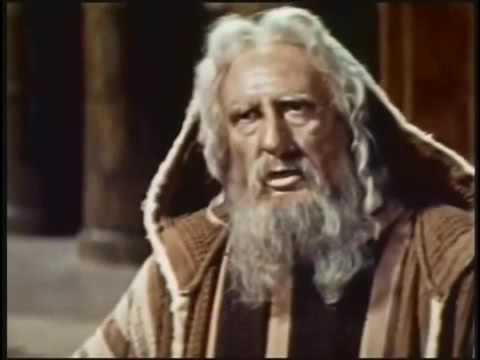 David and Goliath...Orson Welles as King Saul streaming vf