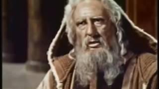 David and Goliath...Orson Welles as King Saul thumbnail