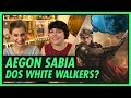 AEGON TARGARYEN SABIA DOS WHITE WALKERS? | GAME OF THRONES