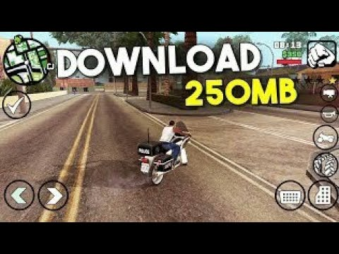 How to download GTA San Andreas lite version || GTA San Andreas lite version download