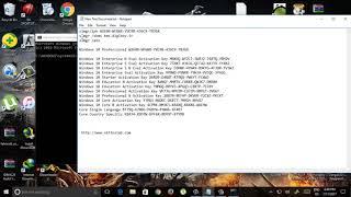 Windows 10 Professional Product Key - 100% original( NO VIRUS/NO SURVEY)