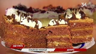 Сальмонелла атакует: на Днепропетровщине переболело 46 человек