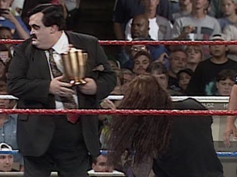 Paul Bearer turns on The Undertaker and joins forces with