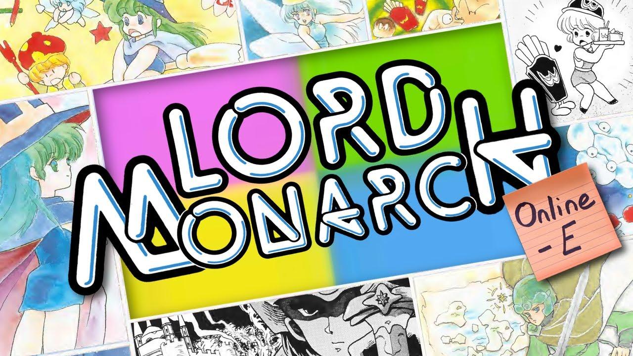 Falcom's Forgotten Classic: Lord Monarch Online - e.