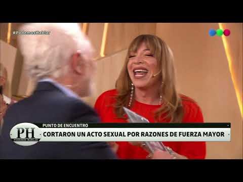 La anécdota sexual de Lizy Tagliani - PH Podemos Hablar