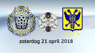 Nat. Elite U15 - K.SC.Lokeren -   STVV