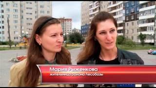 "Районы Тюмени: Лесобаза - ""Утро с вами"" 21.07.2015"