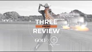 """Three Swing Review   Callaway   """"MAVRIK SUBZERO"""""""
