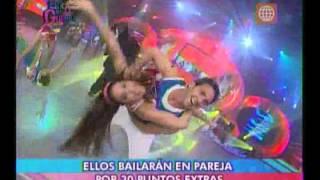 Esto es Guerra: Bailetón en parejas - 12/12/12