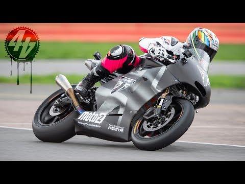 Triumph Moto Prototype Test | WHAT A SOUND