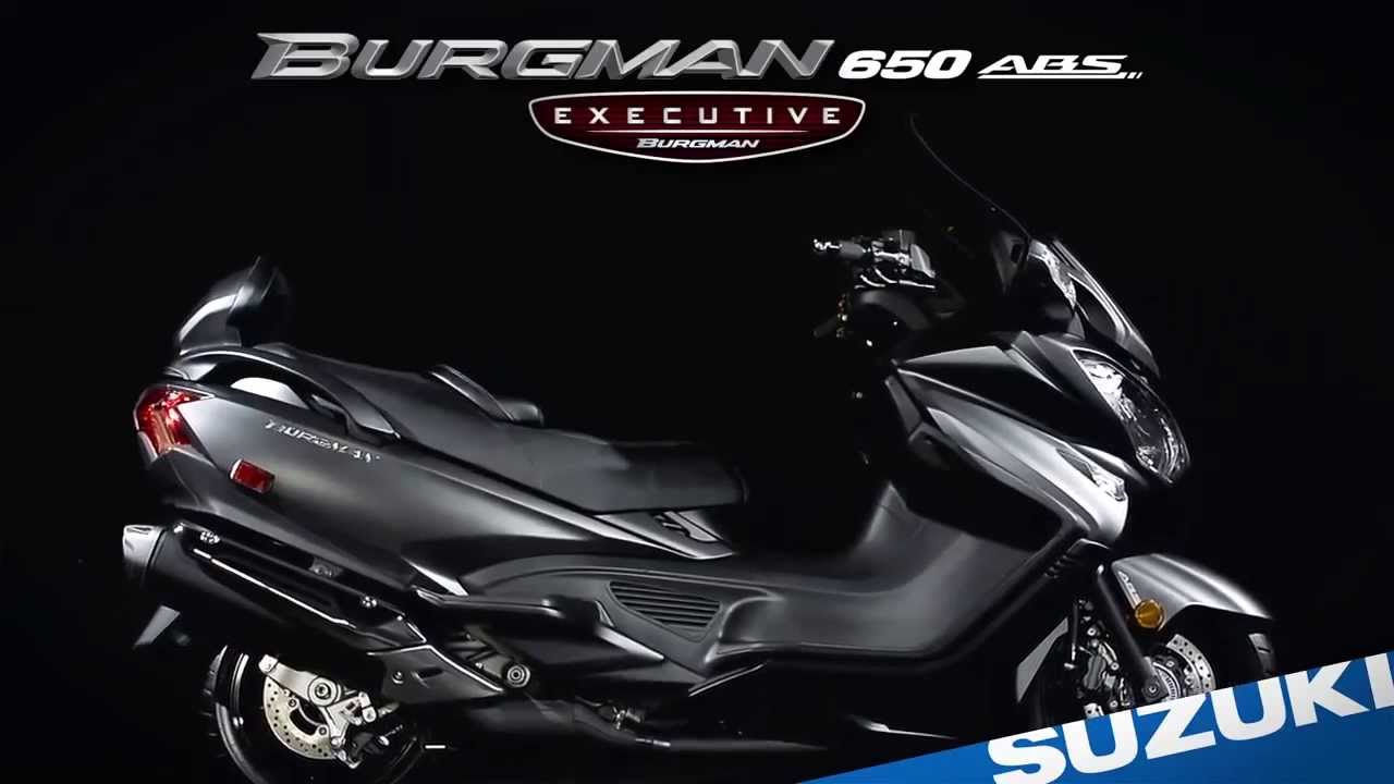 2016 suzuki burgman 650 abs executive walk around youtube. Black Bedroom Furniture Sets. Home Design Ideas