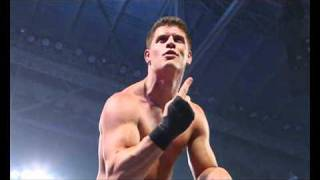 Cody Rhodes old theme song (full version, with photos)