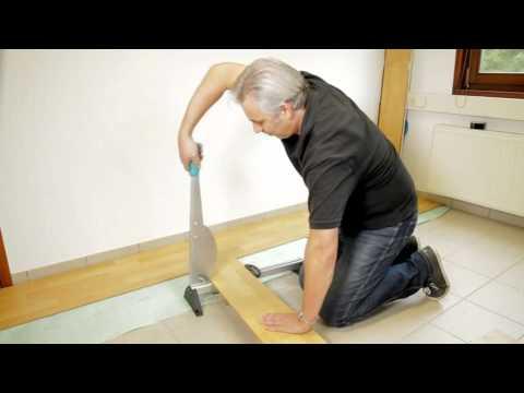 Perfil incizo quick step doovi - Como poner suelo laminado ...