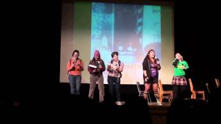 Bronx Science Faculty talent show part 3