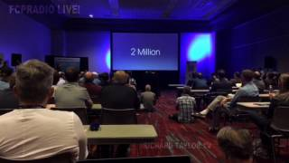 FCPX 2 Million Seats Apple Official Announcement NAB 2017