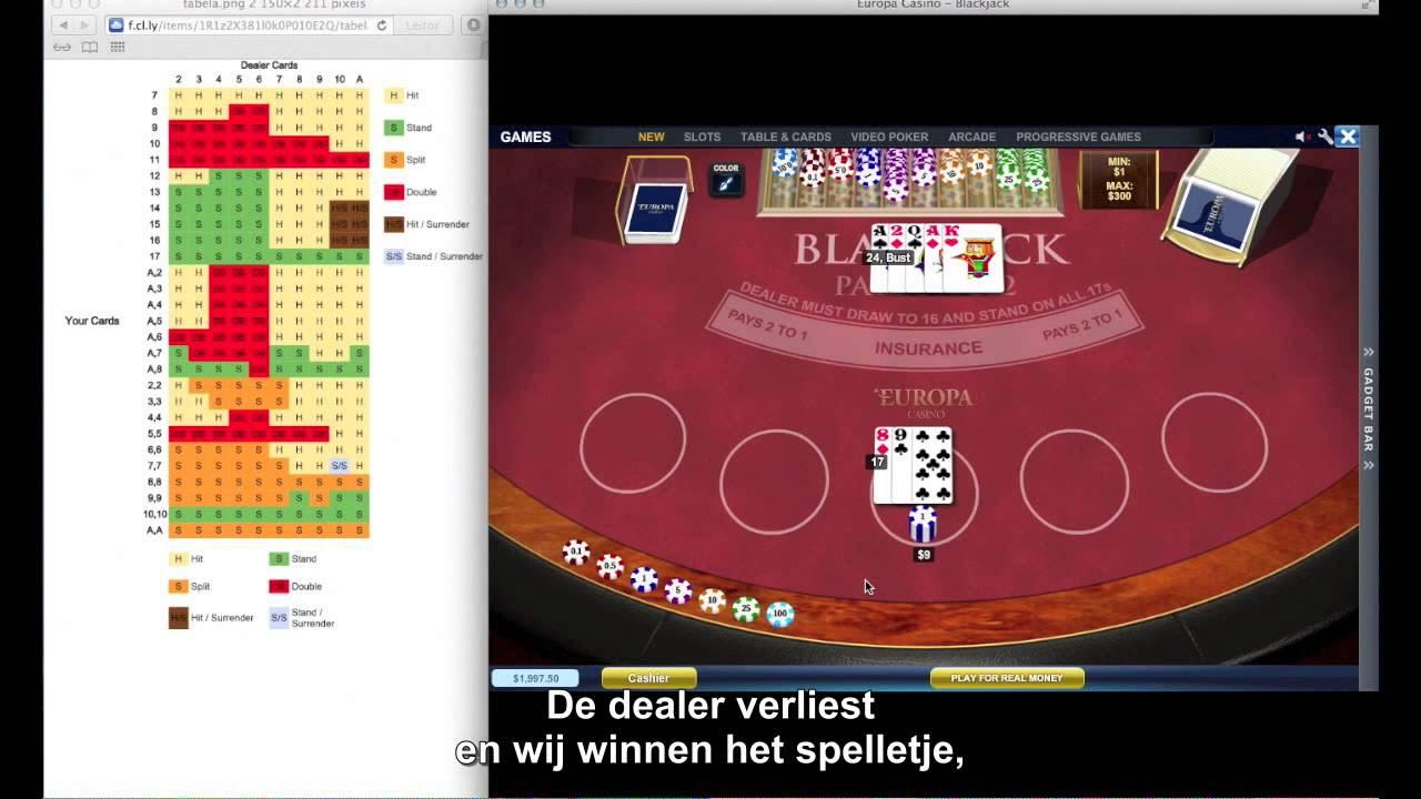 Blackjack Online Practice Games