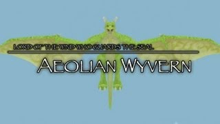 Chantelise: A Tale of Two Sisters: Boss 4 - Aeolian Wyvern [No Damage]