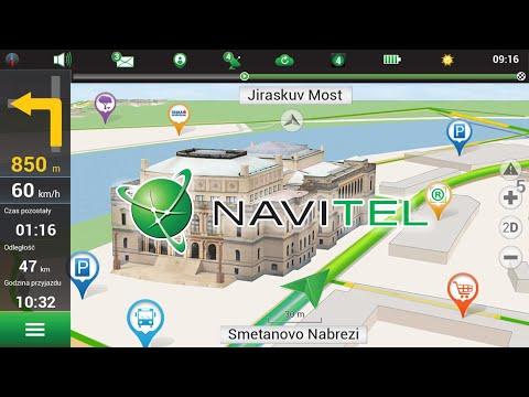 Навигатор Навител 9.10 с картами Q1 2019, Phantom DVM. Установка Navitel Windows CE.