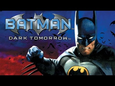 Batman: Dark Tomorrow All Cutscenes (Game Movie) HD