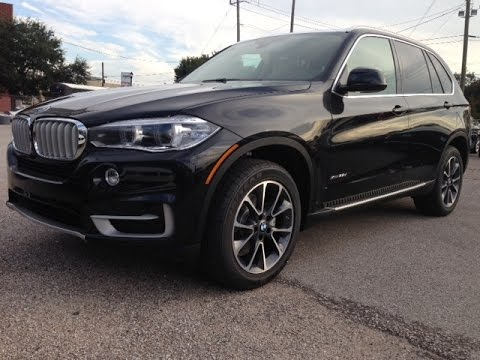 2015 bmw x5 x line features houston texas - youtube