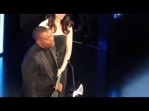 Lee Daniels at The GLAAD Media Awards New York City 2016