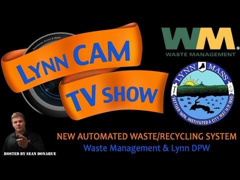 LynnCAM TV Show | Waste Management & Lynn DPW (November 14, 2014)