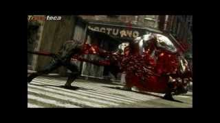 PROTOTYPE 2 - Soundtrack final boss - Heller vs Mercer