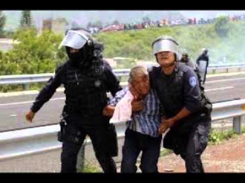 ANONYMOUS MEXICO LA DIGNIDAD NO ESTA EN VENTA