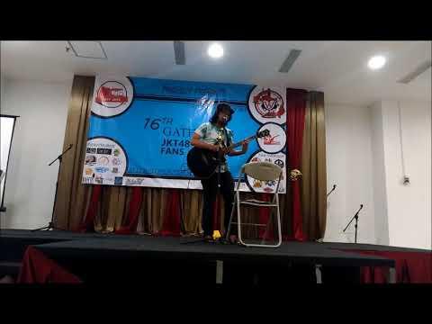 Akai Pin Heel to Professor - Rangga Pranendra 16th GEJ Surabaya
