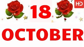 18 October Special New Birthday Status Video , happy birthday wishes, birthday msg quotes जन्मदिन