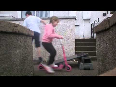 Scooters and Skateboards, Leven Road, Greenock.
