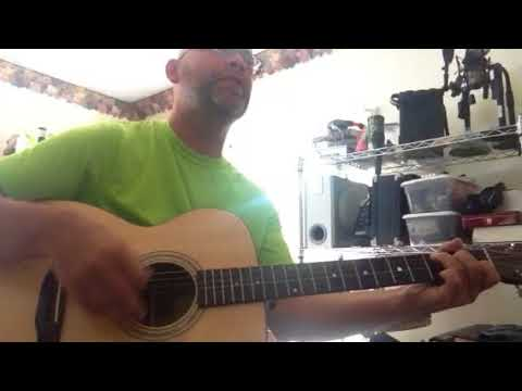 Take me away - Hayes Carll solo acoustic cover